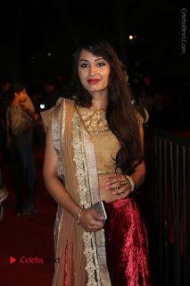 Actress Vennela Stills in Lehenga Choli at Gemini TV Puraskaralu 2016 Event  0036.JPG