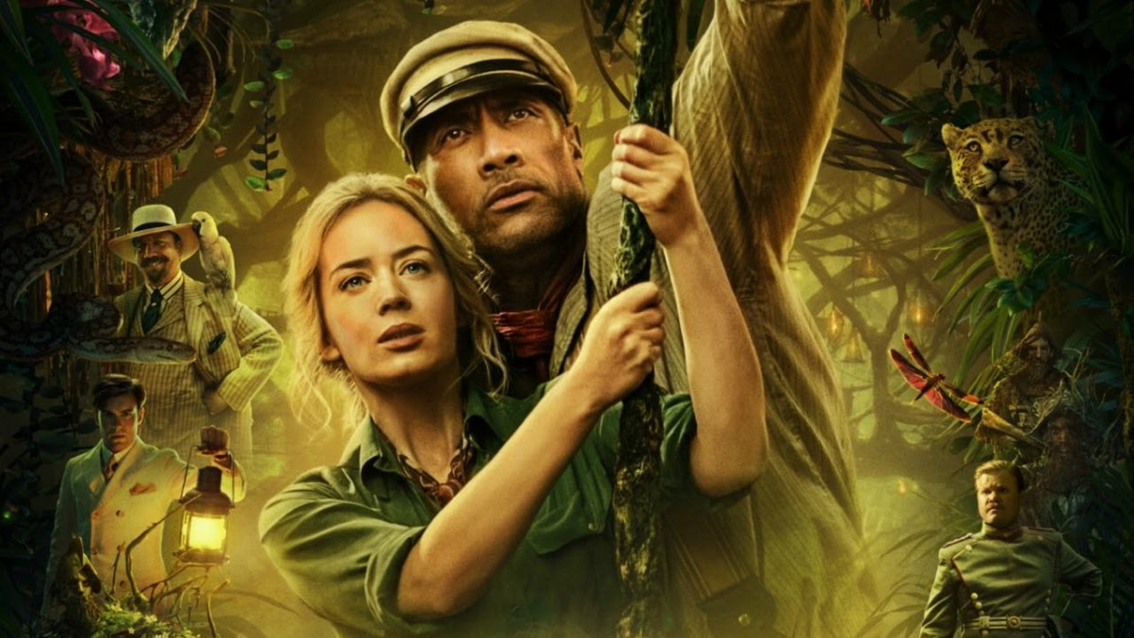 Disney divulga novo trailer de 'Jungle Cruise' com Dwayne Johnson e Emily Blunt