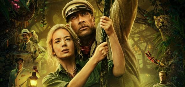 Disney divulga novo trailer de 'Jungle Cruise' com Dwayne Johnson e Emily Blunt