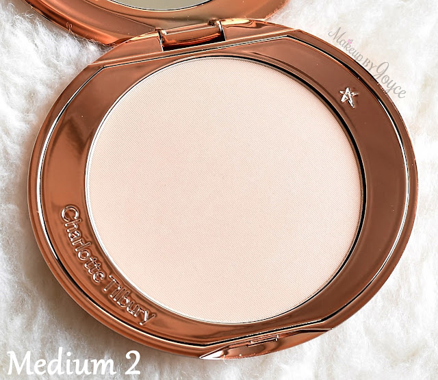 Charlotte Tilbury Air Brush Flawless Finish 2 Medium Review