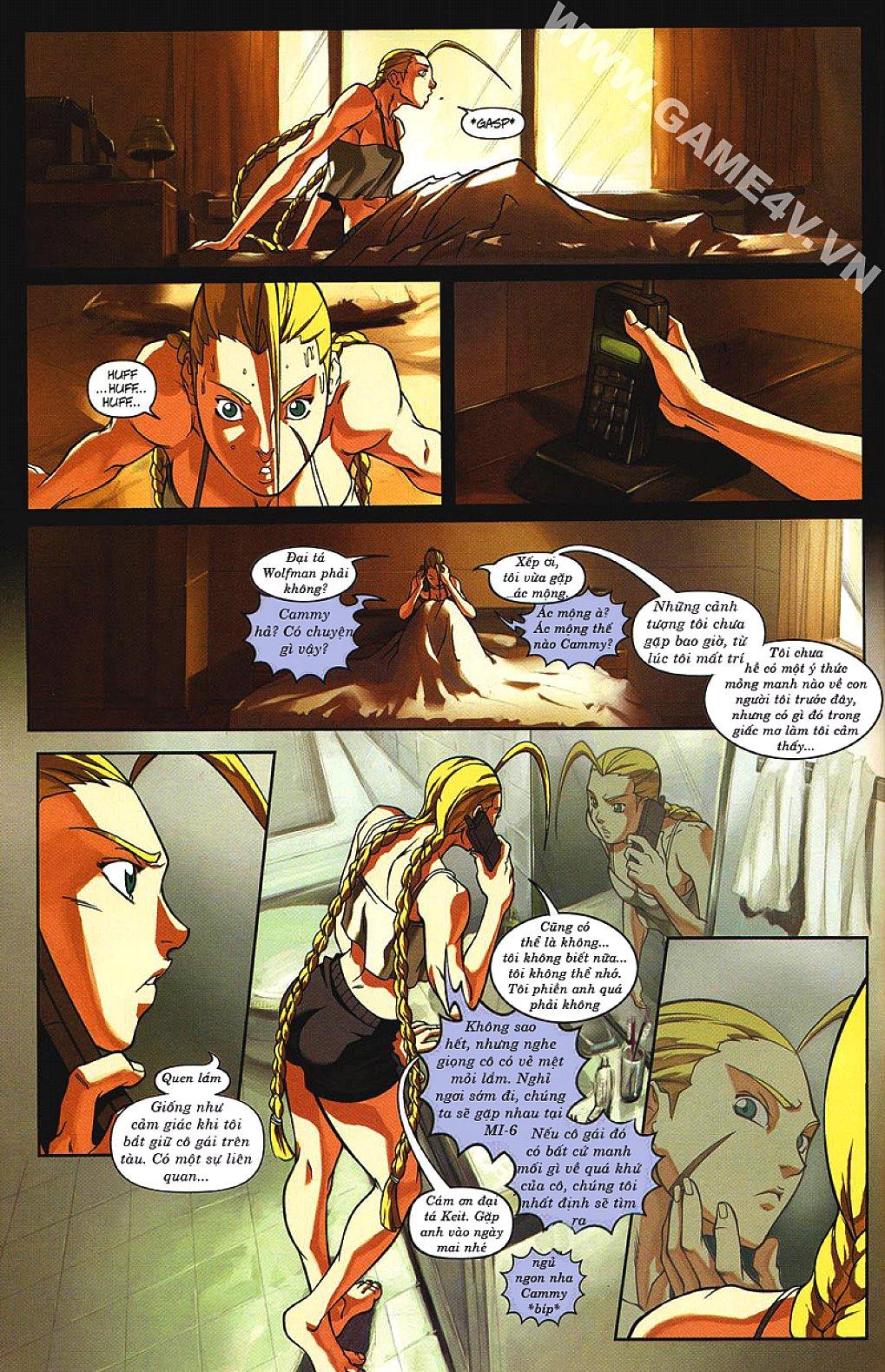Street Fighter  Chap 008 - Truyenmoi.xyz