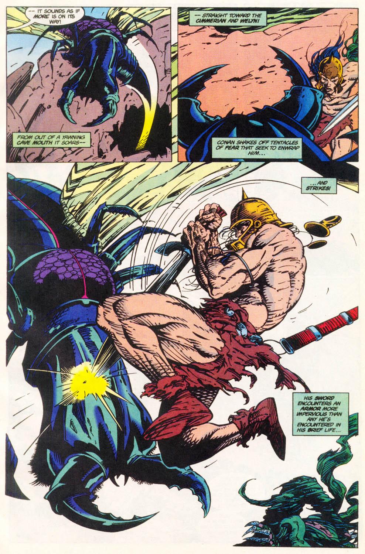 Read online Conan the Adventurer comic -  Issue #12 - 10