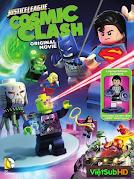 Liên minh công lý LEGO: Cuộc chạm trán vũ trụ