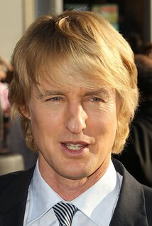 Owen Wilson. Director of The Royal Tenenbaums