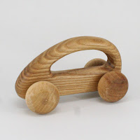 Baby Wooden Car LBC21, Lotes Toys