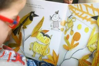 Libro infantil el monstruo de colores