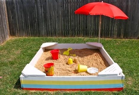 DIY Καλοκαιρινές Παιχνιδοκατασκευές