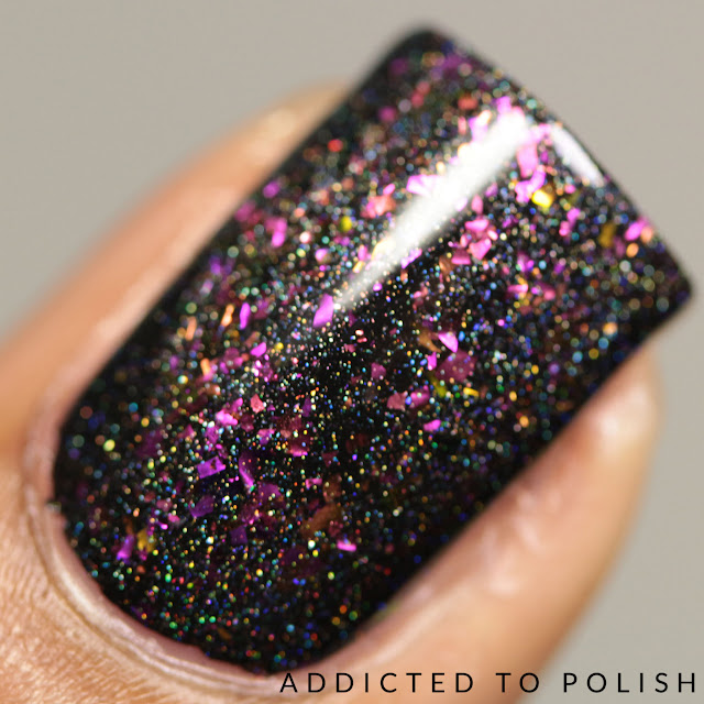 Top Shelf Lacquer Winter Ruby