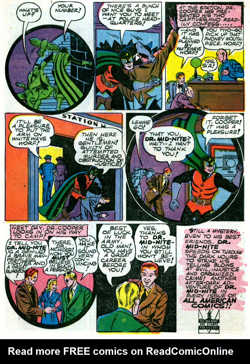 Read online All-American Comics (1939) comic -  Issue #44 - 25