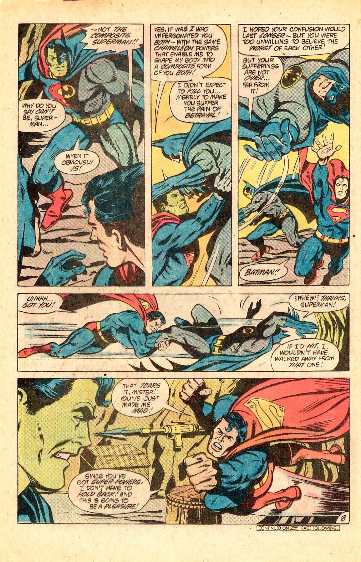 Read online World's Finest Comics comic -  Issue #283 - 12
