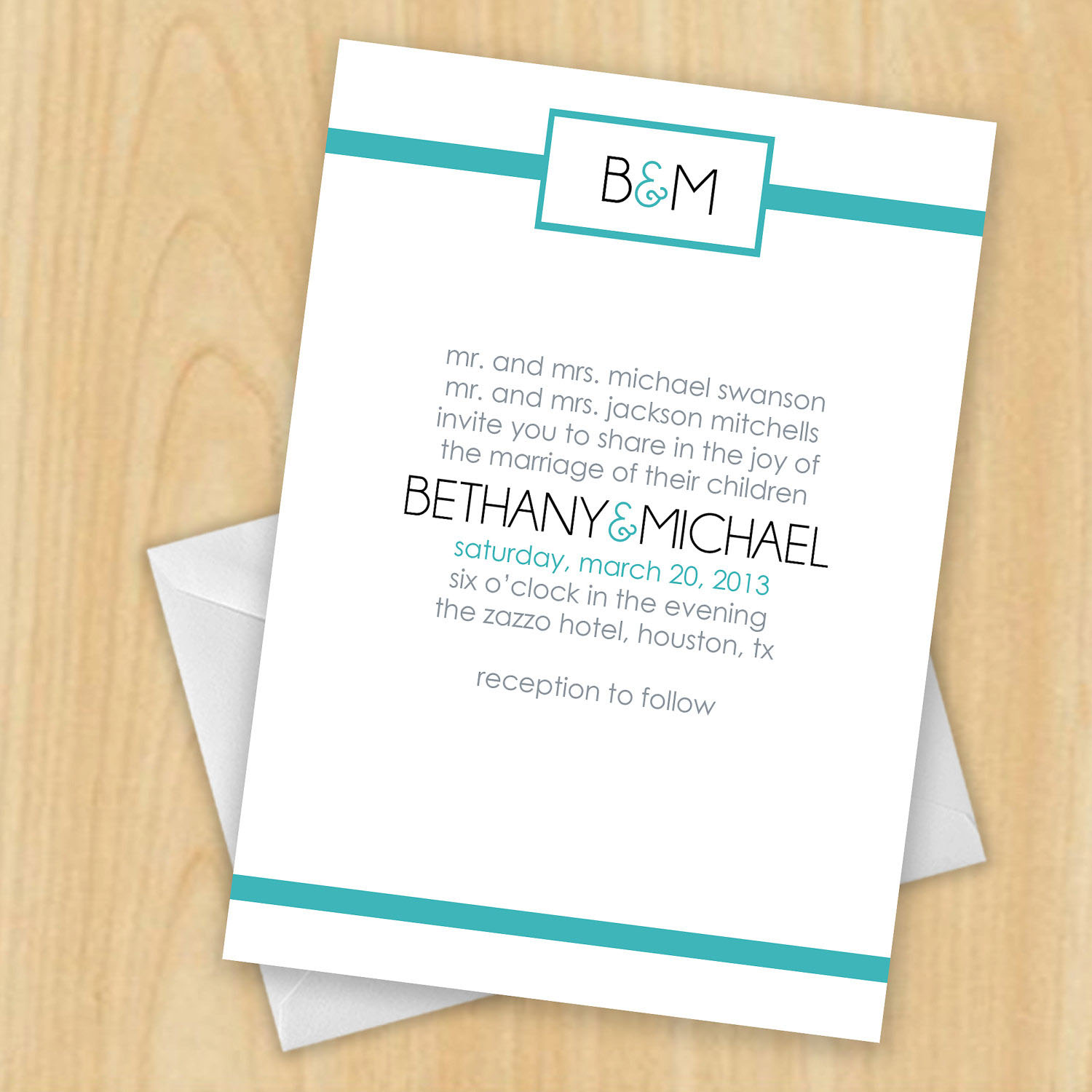 What Is The Etiquette For Wedding Invitations: Black Wedding Invitations