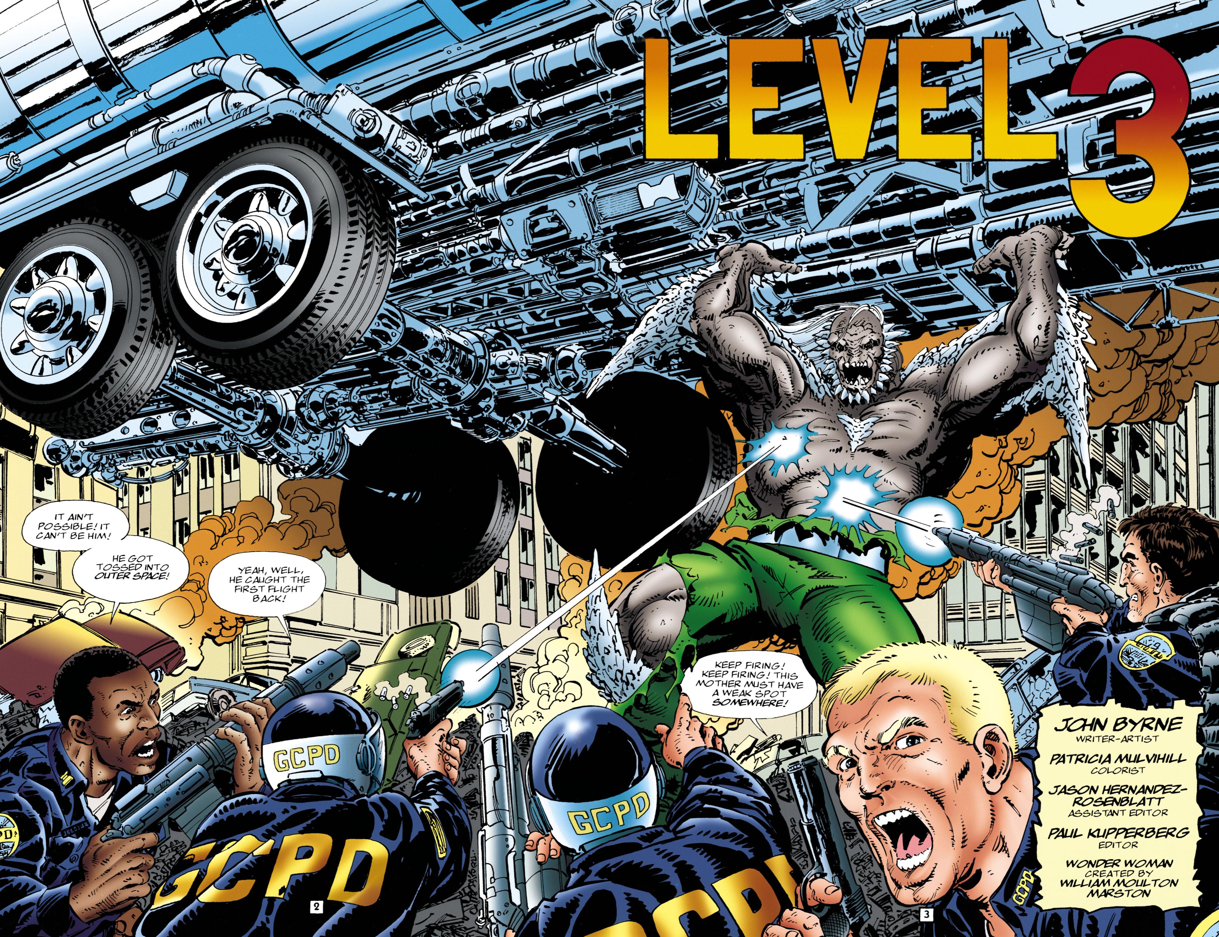 Read online Wonder Woman (1987) comic -  Issue #111 - 3