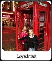 Viaje a Londrés con niños