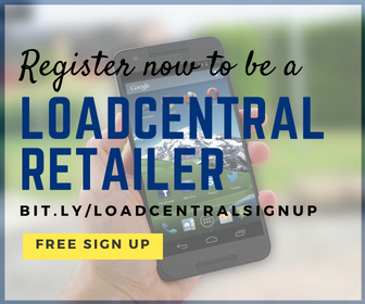 LoadCentral Retailer Sign Up