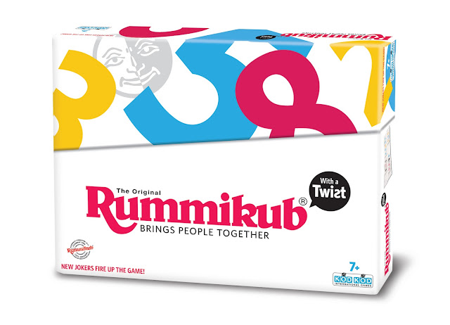#RummikubSA Infuses A Contemporary Twist To The Well-loved Board Game @PrimaToys