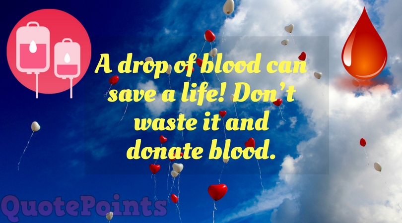 Quotes About Donating Interesting 20 Best Blood Donation Quotes  Download Blood Donate Quotes
