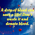 20 Best Blood Donation Quotes | Download Blood Donate Quotes