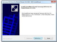 Download Samsung USB Driver v1.5.59.0