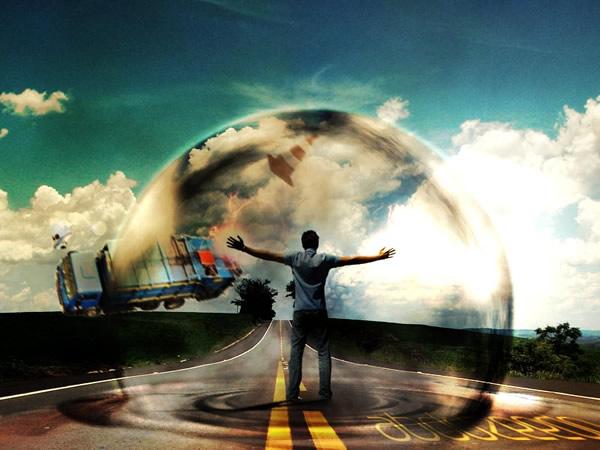 13 Amazing Photoshop Effects  Extremely Weird Stuff