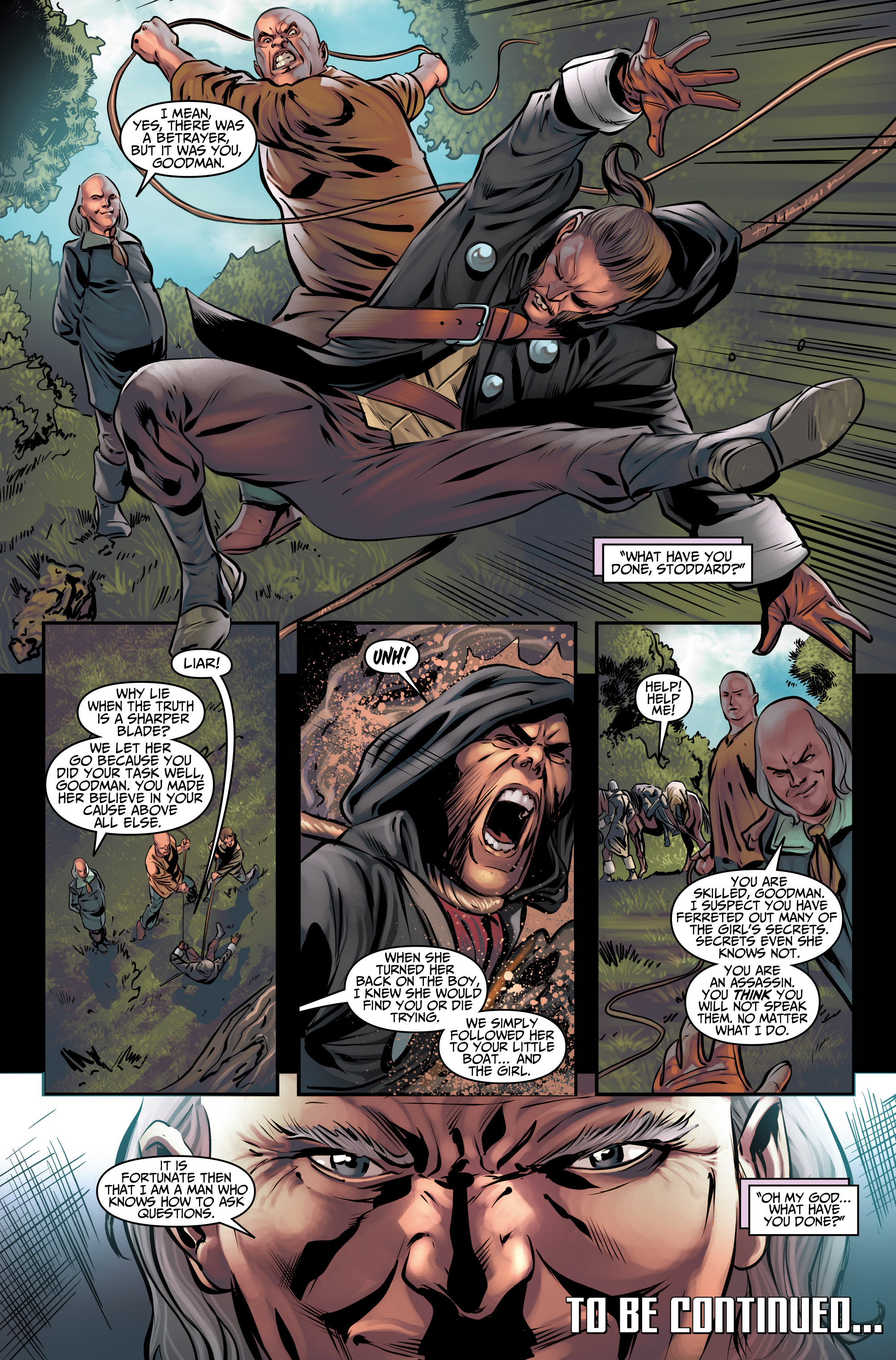 Read online Assassin's Creed (2015) comic -  Issue #3 - 26