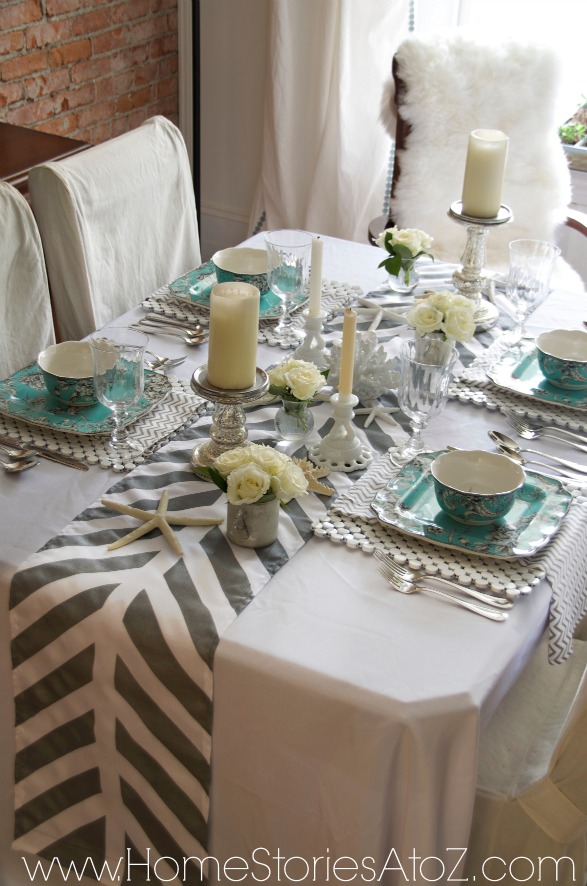 Pretty DIY Centerpieces And Tablescapes Perfect For Spring