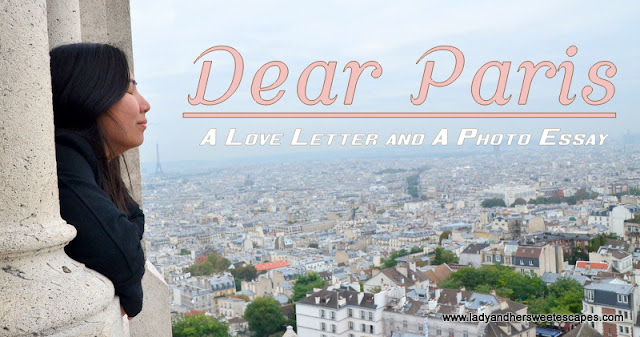 A Love Letter for Paris