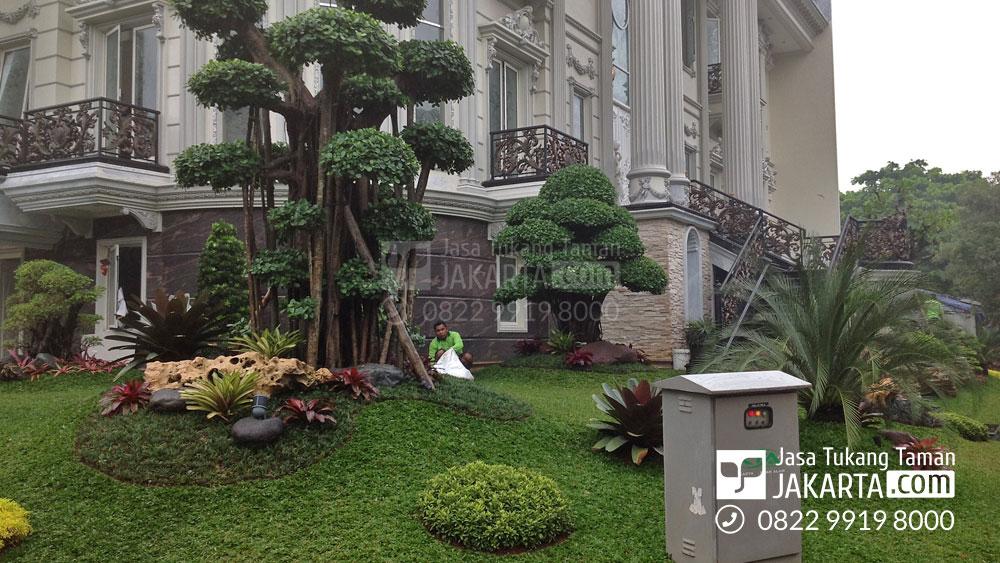 tukang taman - jasa pembuatan taman di jakarta