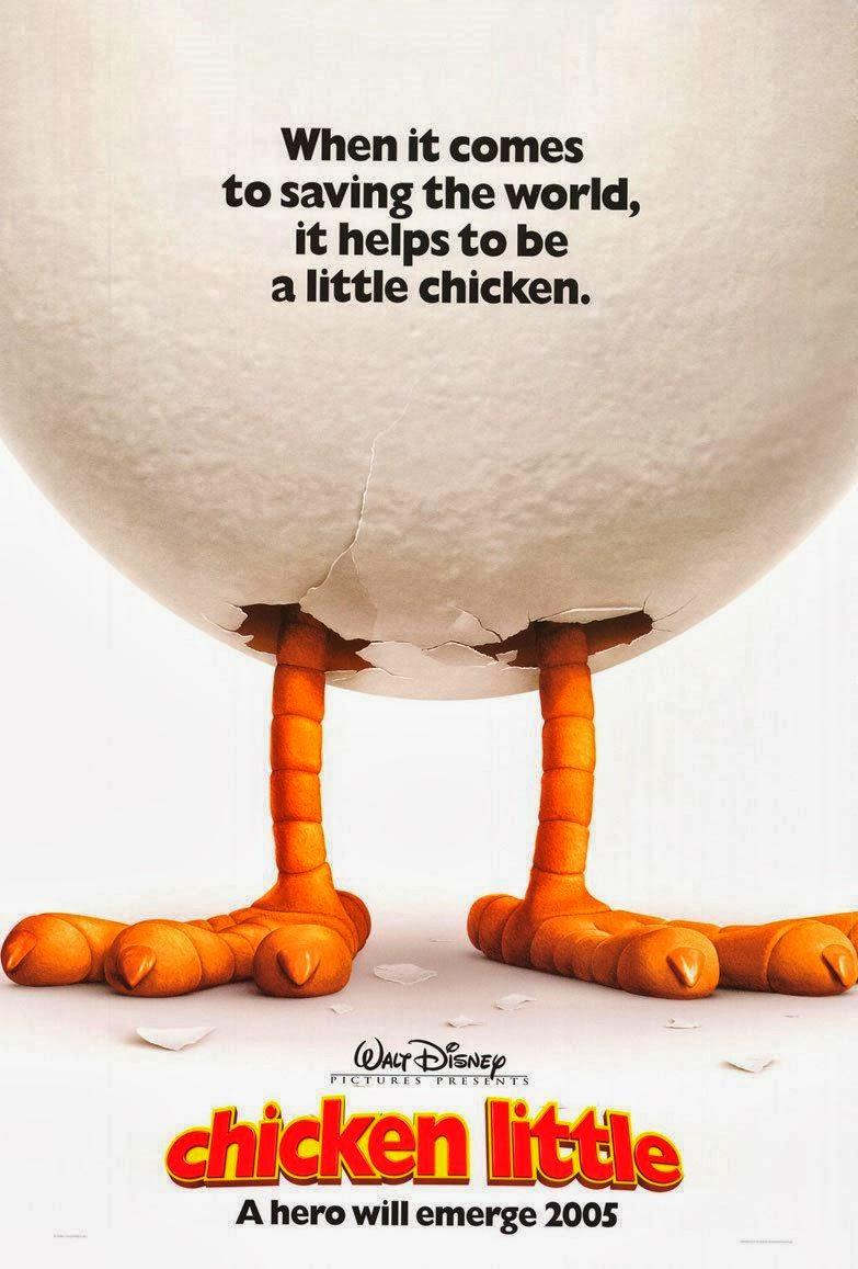 Film Trailers World: Chicken Little