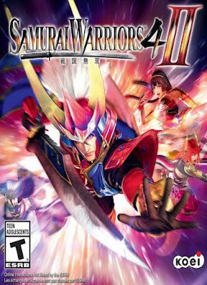 Samurai Warriors 4 II Full Version PC