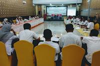 Lokakarya Pembentukan UPT Disdukpencapil Tuntaskan Pembahasan Draft Perbup