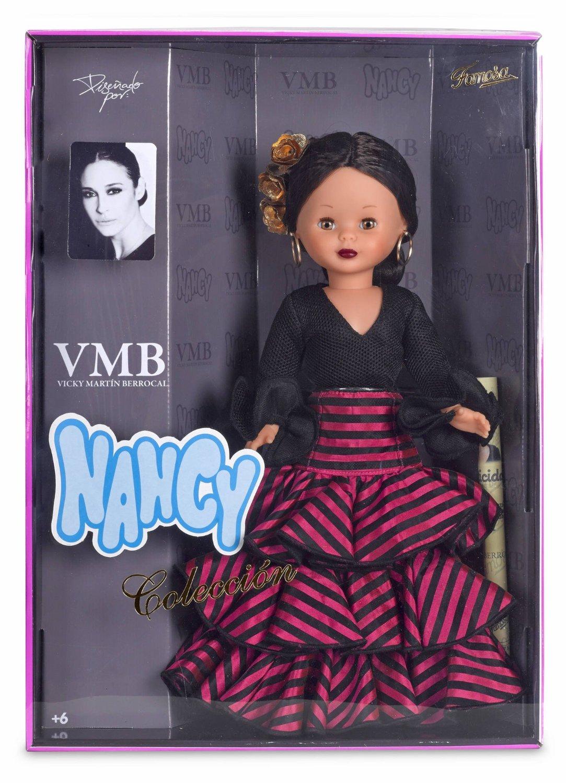 ANILEGRA COSE PARA NANCY Mueca de coleccin Vicky Martin