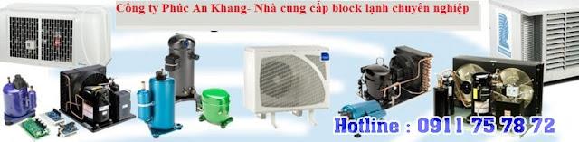 Cung ứng block máy lạnh Danfoss đủ công suất
