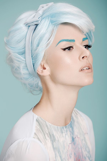 Baby Blue Hair Colors The Haircut Web