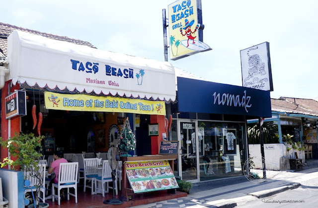 Taco Beach Grill : An Authentic Mexican Cuisine in Seminyak