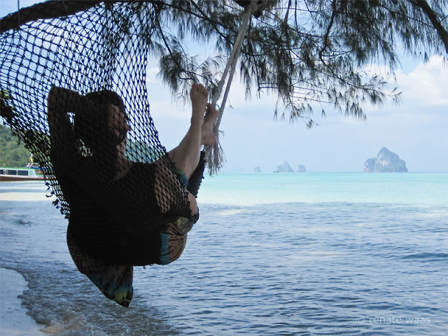 Hammok in Ko Kradan Thailand