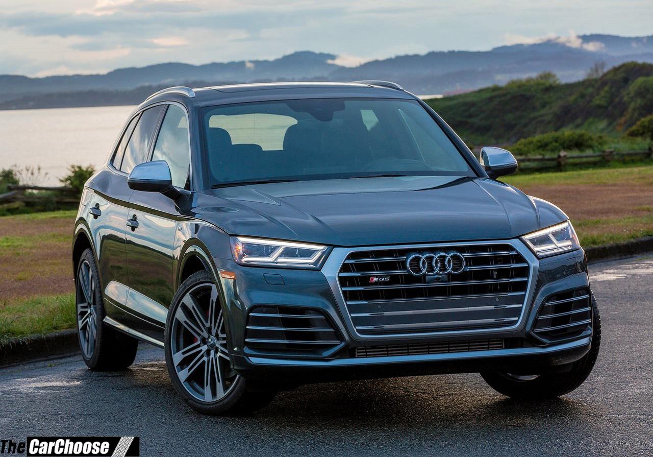 2018-2019 Audi SQ5 3.0 TFSI Review