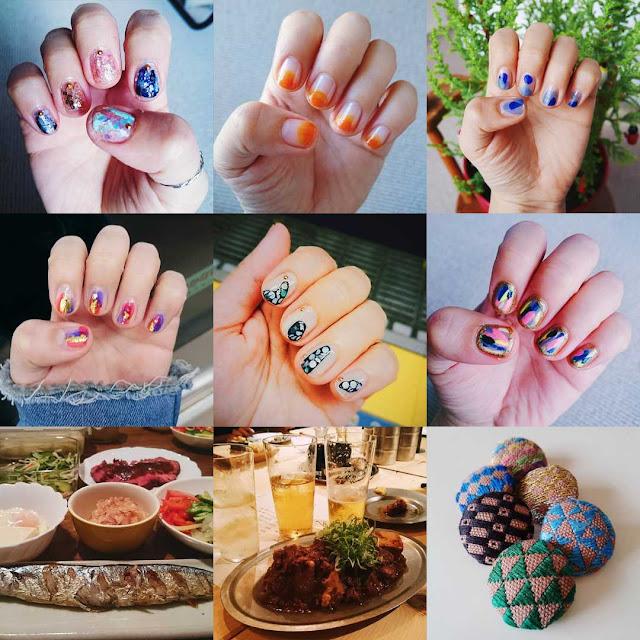 instagramの♡が多かった投稿、 #2016bestnine