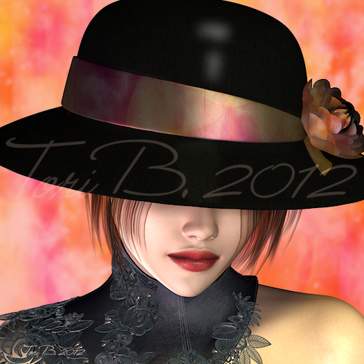 The  Black Hat by Tori Beveridge