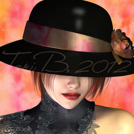 The  Black Hat by Tori Beveridge