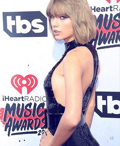 Taylor Swift Wins Big: Full List Of Winners At 2016 iHeart Radio Music Awards