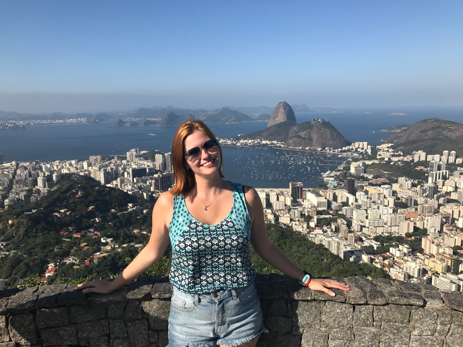 Mirante Dona Marta - Rio de Janeiro