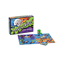 Totally Gross Game of Science Board Game