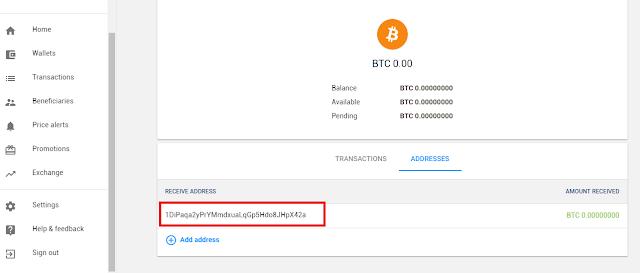 Cash Robot - Jana Bitcoin Daripada Telegram