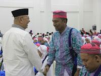 Wali Kota Medan Pesan Ini Kepada Calon Jamaah Haji