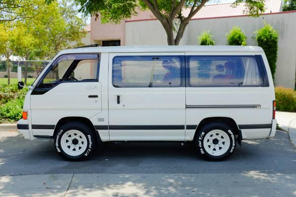 1990 Nissan Caravan Diesel 4x4 4x4 Cars