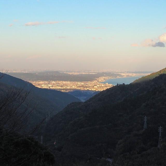 旧東海道 見晴らし茶屋跡