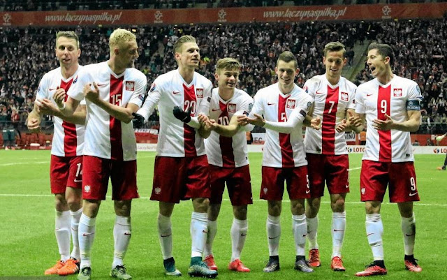 Polandia vs Lithuania