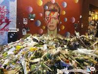 Ziggy Stardust, Bowie, Brixton