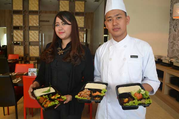 hotel neo siapkan menu agustusan