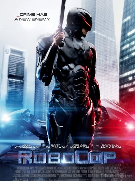 Cảnh Sát Người Máy - Robocop (2014)
